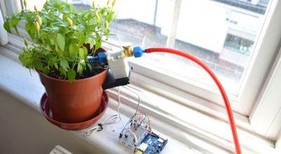 Arduino och odling